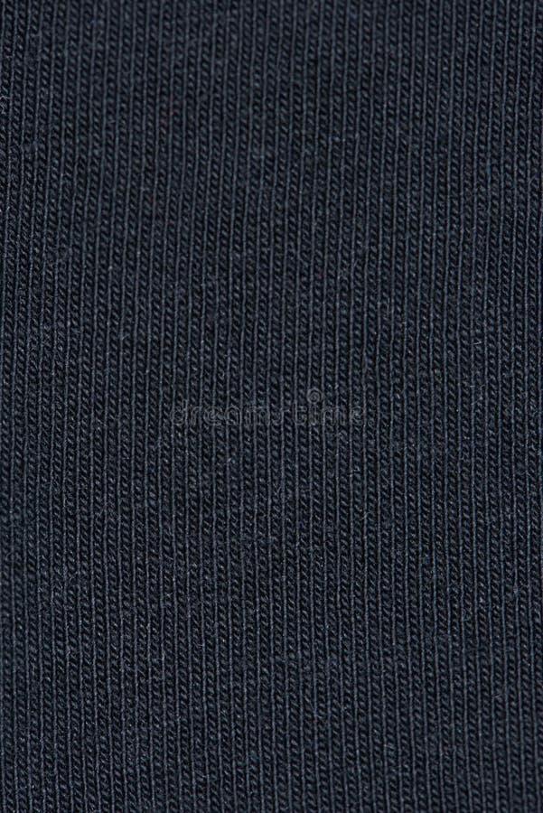 Dark gray fabric cloth texture royalty free stock photography