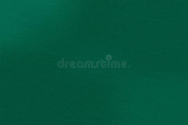 Dark green paper texture, abstract background stock photos