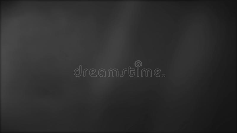 Dark grey background with stripes of dim light moving slowly, seamless loop. Animation. Abstract monochrome background vector illustration