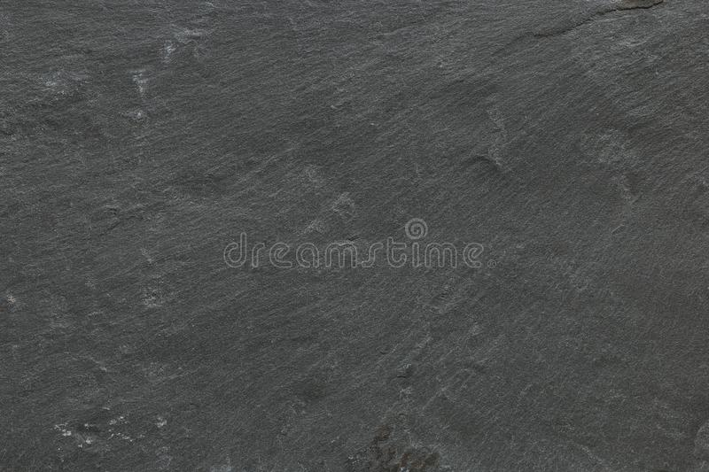 Dark grey black slate background or texture stock photography