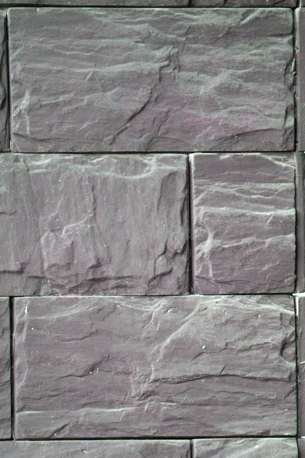 Dark grey black slate background or texture black stone stock photography