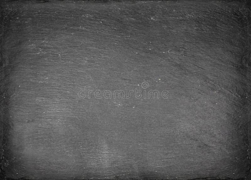 Dark grey black slate background or texture royalty free stock photos