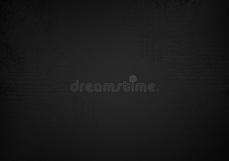 Dark grey cemented textured background stock image