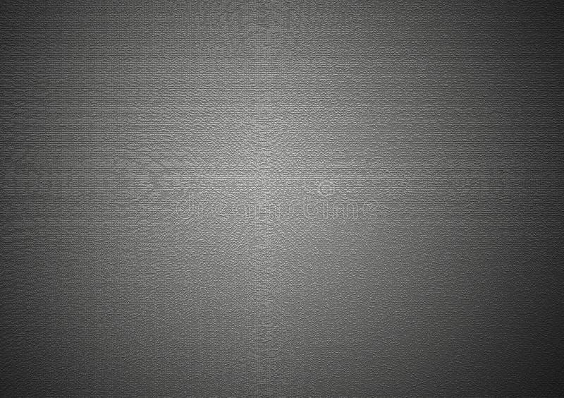 Dark grey gradient textured background wallpaper stock image