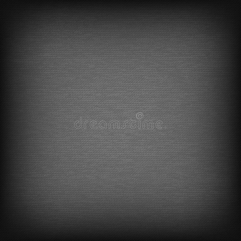 Dark Grey Vector Background. Dark grey ribbed vector background. Gradient meshes and clipping masks used stock illustration