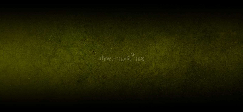 Dark grunge black dark green color horizontal textured background. stock photography