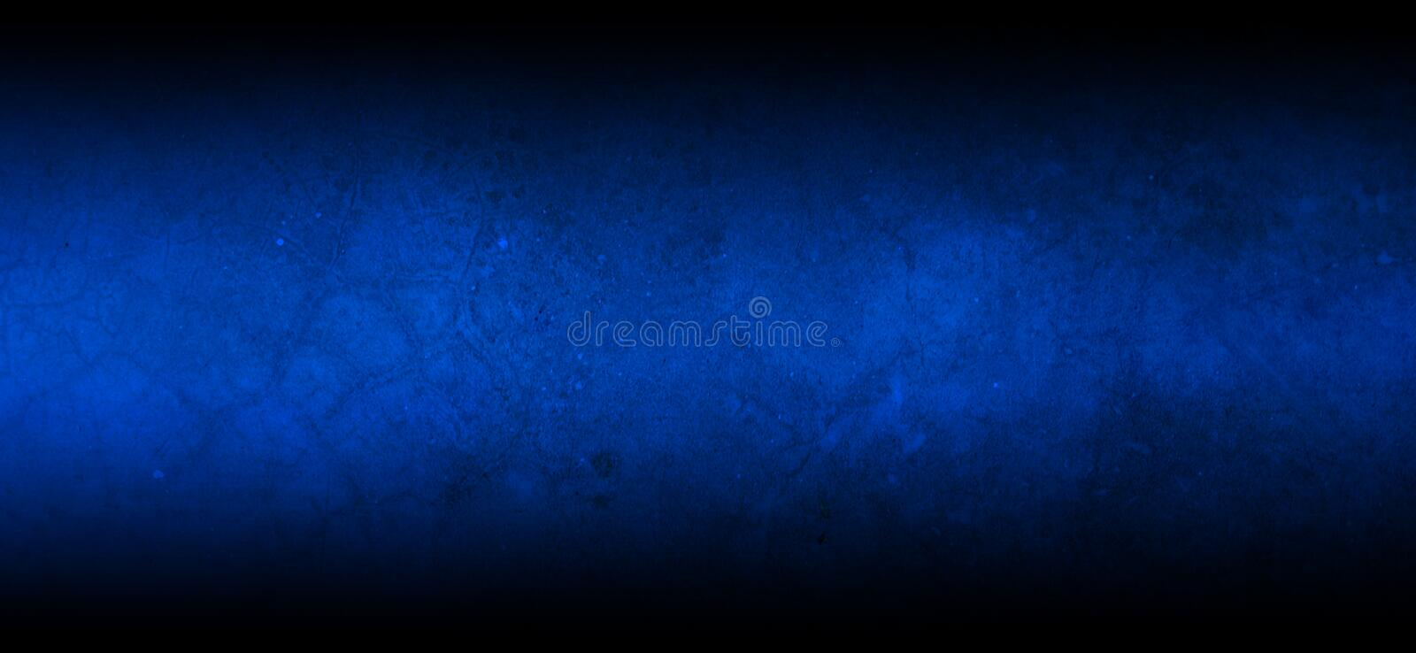 Dark grunge black deep navy blue color horizontal textured background. Many uses for advertising, book page, paintings, printing, mobile wallpaper, mobile stock illustration