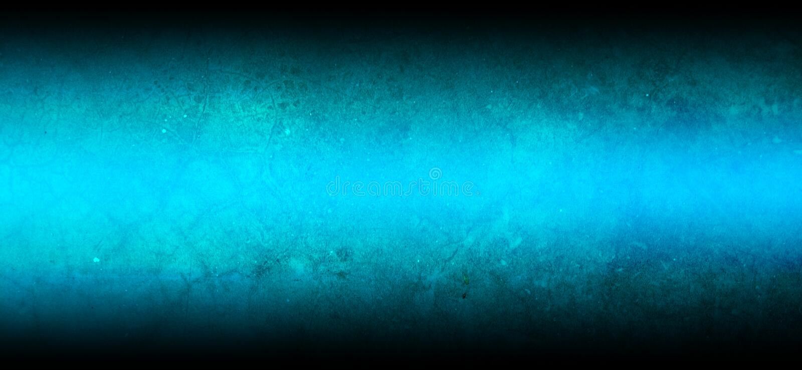 Dark grunge black sky blue color horizontal textured background. Many uses for advertising, book page, paintings, printing, mobile wallpaper, mobile royalty free illustration