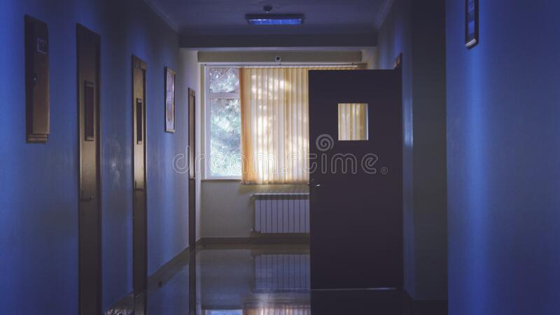 Dark Hallway Free Public Domain Cc0 Image