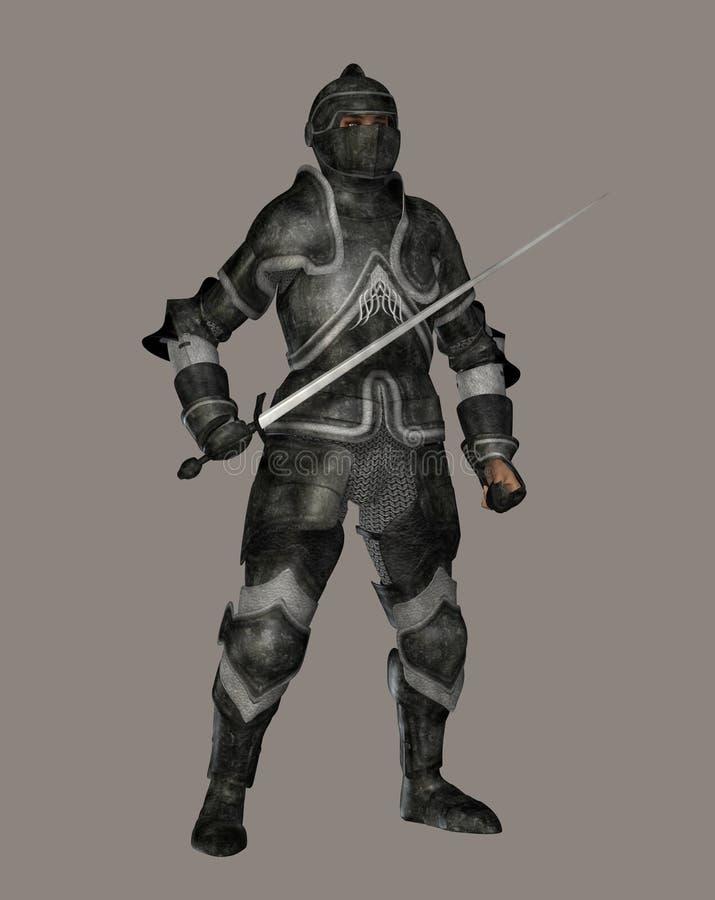 dark knight иллюстрация штока