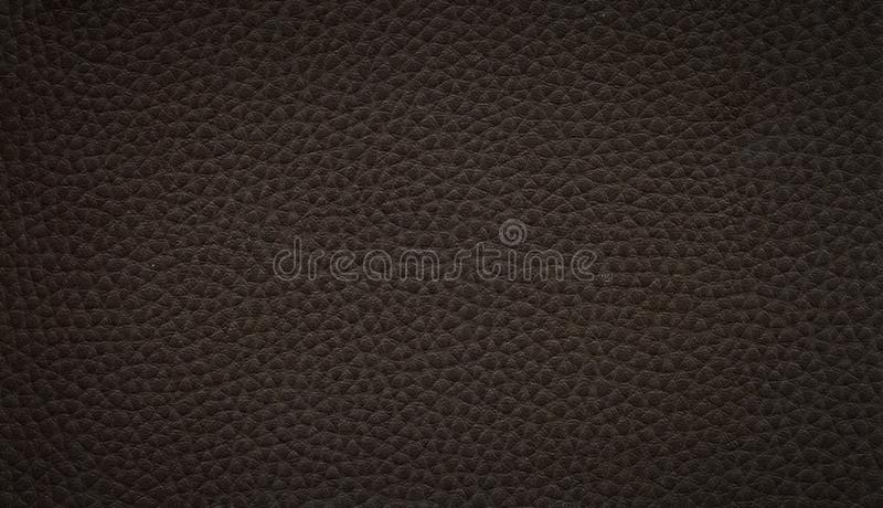 Dark leather background royalty free stock photos