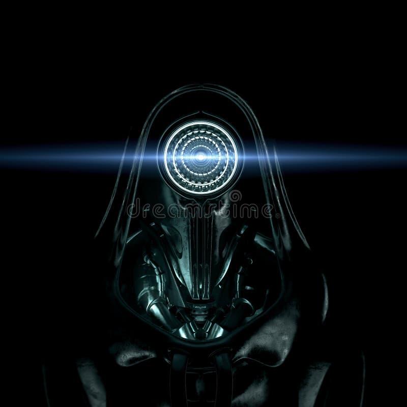 Download Dark lord stock illustration. Illustration of dark, steel - 22817028