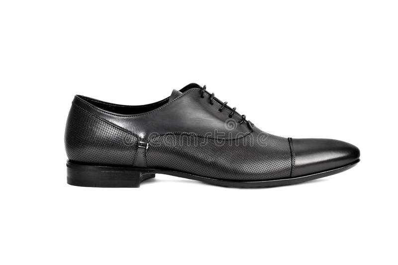 Download Dark male shoe-11 stock image. Image of fashion, shoe - 26437779