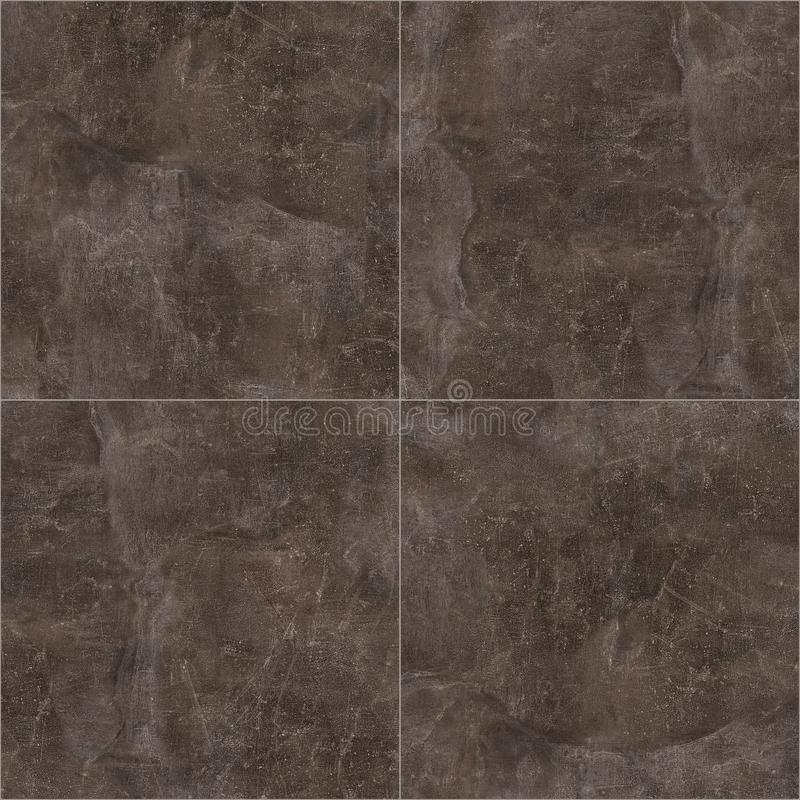 Dark marble floor texture stock photo