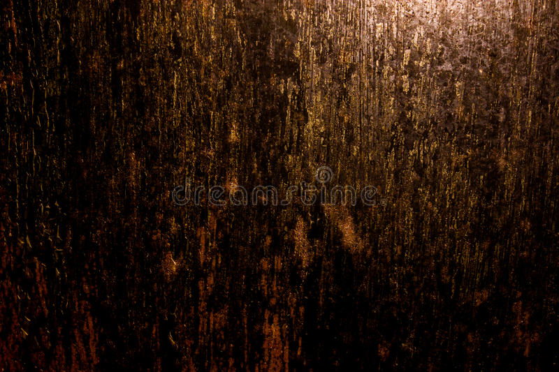 Download Dark Old Scary Rusty Rough Golden And Copper Metal Surface Texture/background For Halloween Or Haunted House Games Background/text Stock Photo - Image of golden, industry: 73948236
