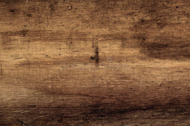 Dark old wood texture stock image