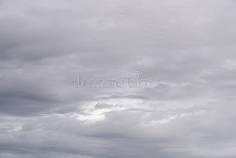 Dark, ominous rain clouds. Dark, ominous rain clouds, may be used as background royalty free stock photos