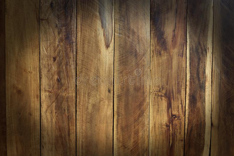 Download Dark Oval Shape Wood Panel Background Natural Brown Color Stock Photo