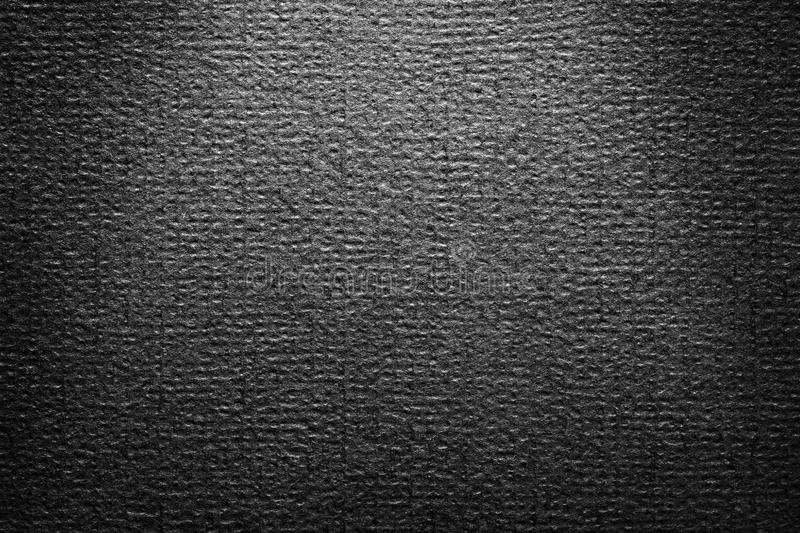 Dark Paper. Texture for background, detailed structure stock photography