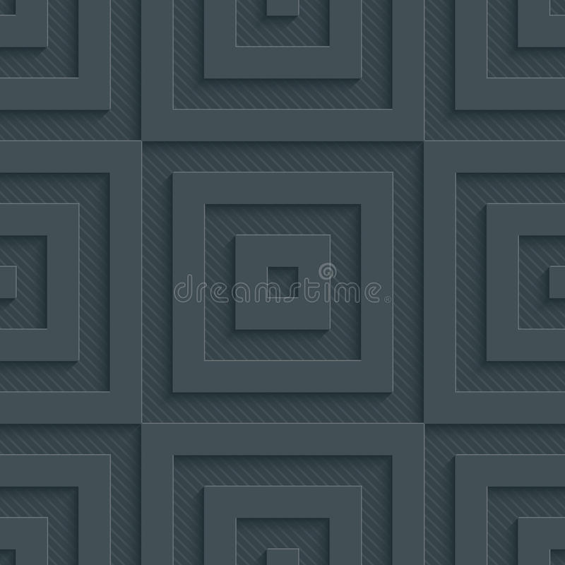 Dark perforated paper. royalty free illustration