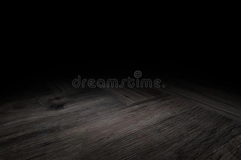 dark wood floor perspective. Download Dark Plank Wood Floor Texture Perspective Background For Display Stock Image - Of Interiors T