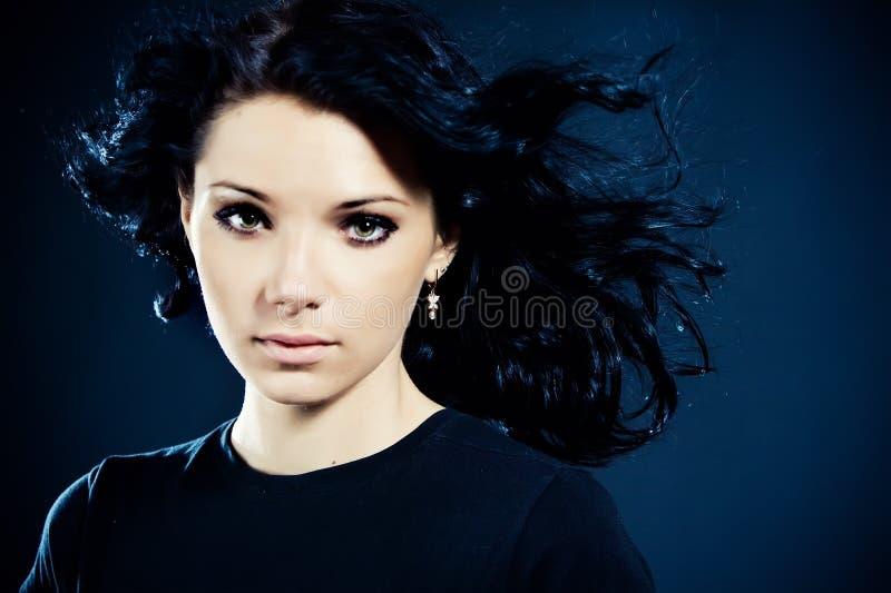 Download Dark princess stock photo. Image of night, looking, makeup - 16035964