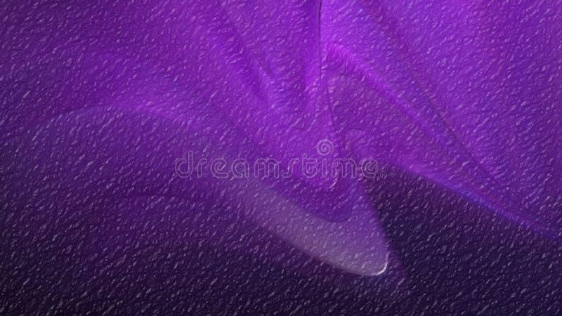 Dark Purple Abstract Texture Background Image Beautiful elegant Illustration graphic art design Background. Image stock illustration