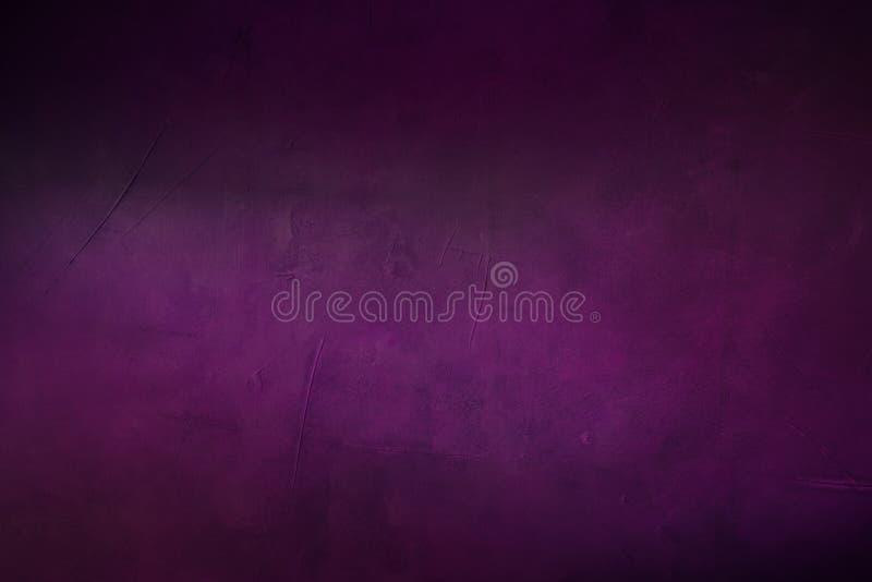 Dark purple background. Or texture stock photo