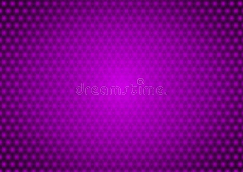 Dark Purple Neo Violet Japanese Futuristic Techno Digital Oriental Ornamental Pattern Texture Background Illustration Wallpaper royalty free illustration