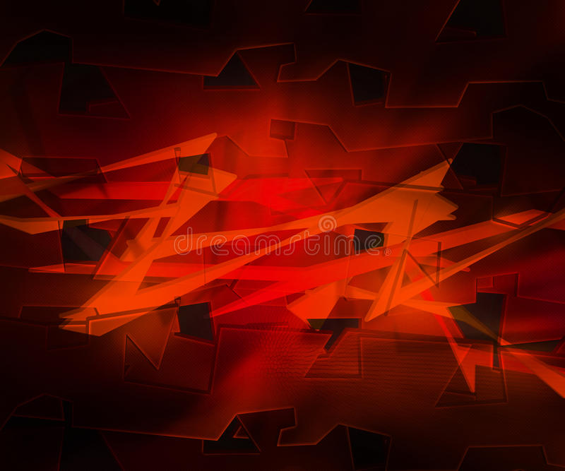 Download Dark Red Abstract Background Stock Illustration - Illustration of spice, grungy: 28157191