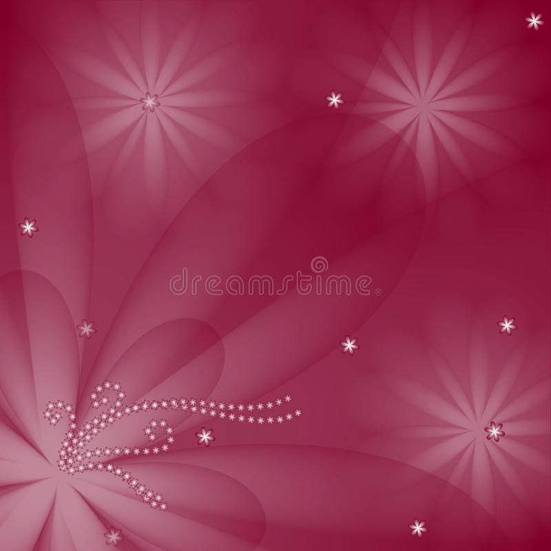 Dark red background stock illustration