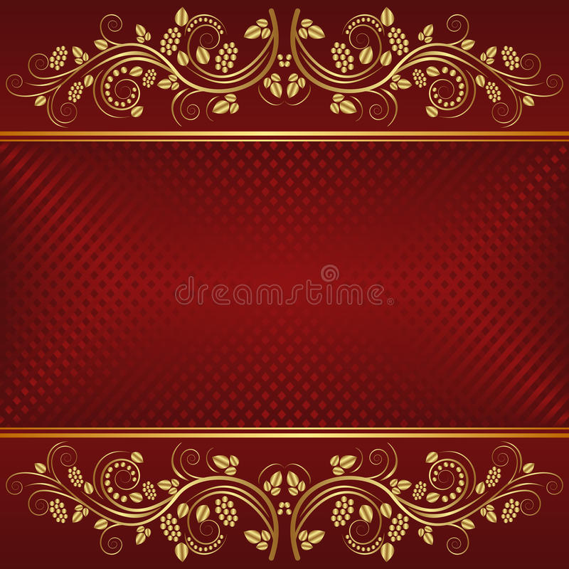 Download Red background stock vector. Illustration of shone, graphic - 30142491