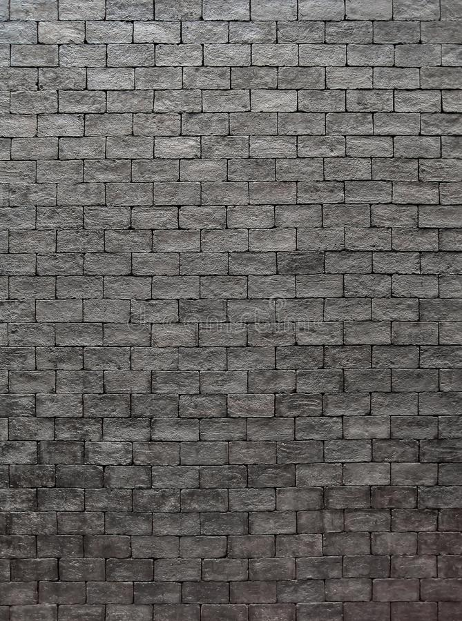 Dark red brick wall texture background. Surface texture masonry bright cleaned brickwork royalty free stock image
