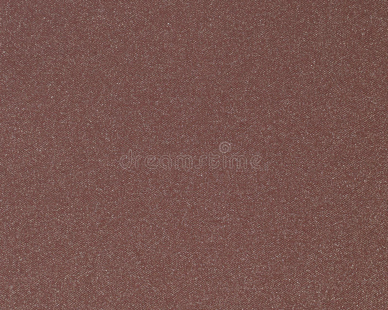 Dark Red Fabric with Patches. Fabric Burlap Cotton Linen Material Canvas Textile royalty free stock photo
