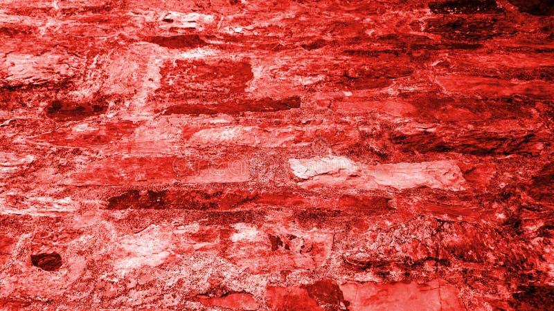Dark red grunge background stock photos