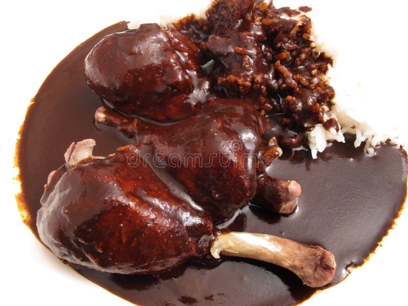 Dark Rich Chicken Mole