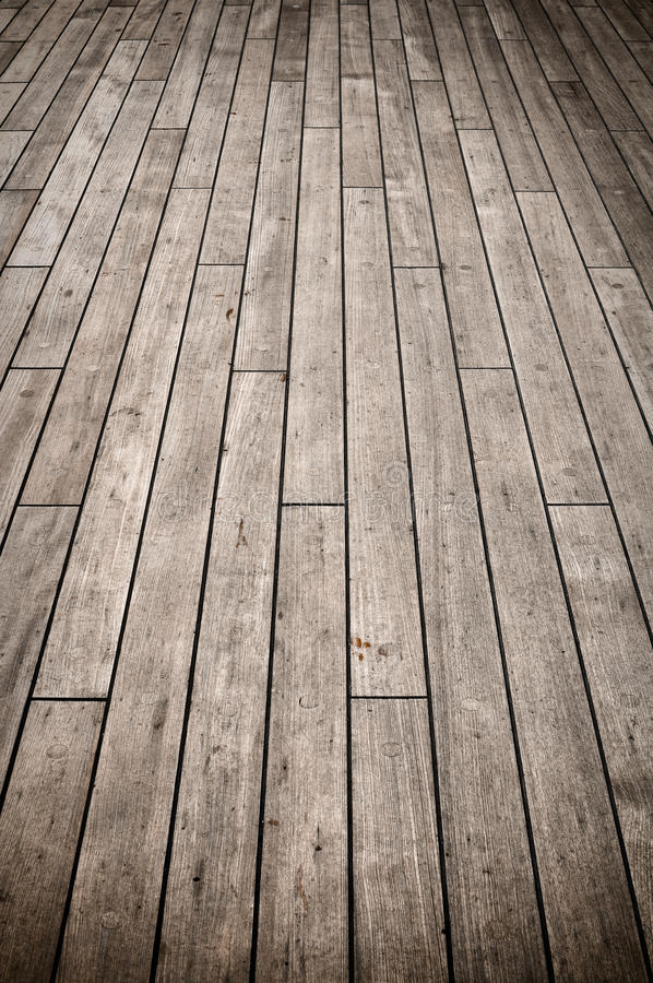 Dark ship deck used for background stock photo image of