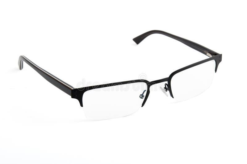 Dark sight glasses stock image