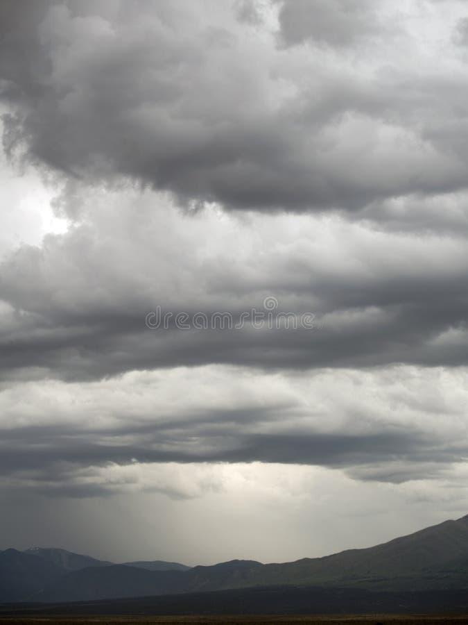 Dark Skies Royalty Free Stock Photos