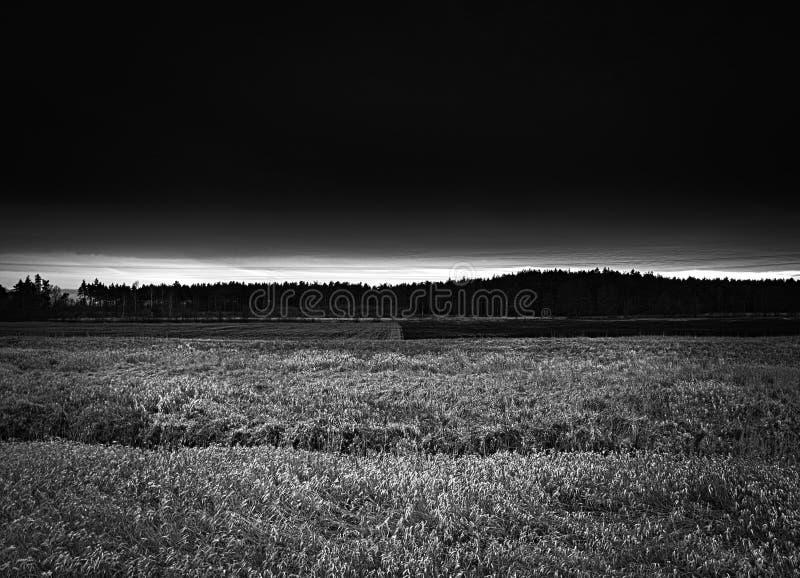 Dark skies stock photos