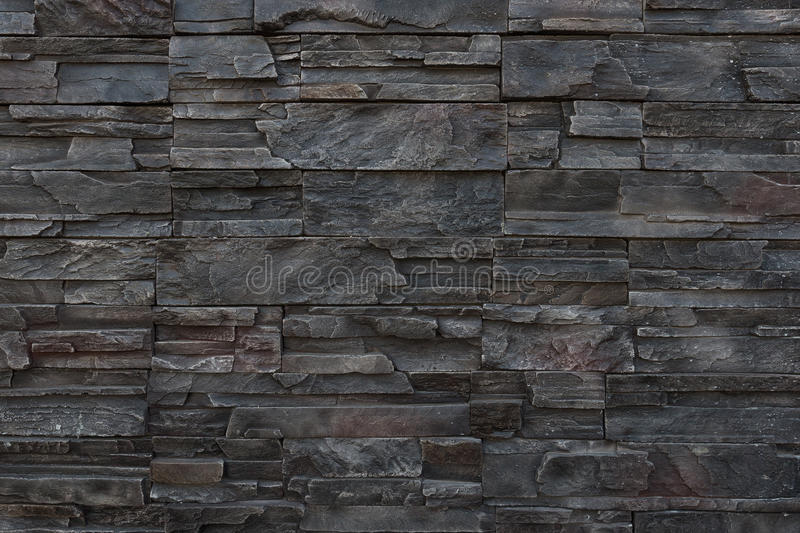 Dark Stone Wall Texture Background Stock Photo Image Of