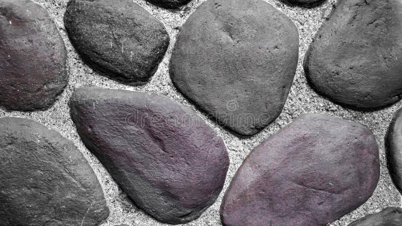 Download Dark Stone Wall Texture Background Stock Photo
