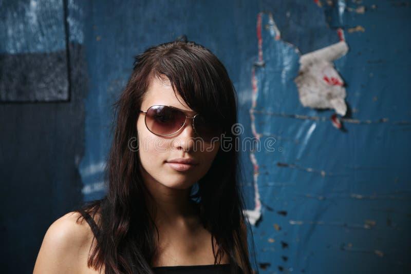 Download Dark teen portrait stock photo. Image of alone, urban - 5819650