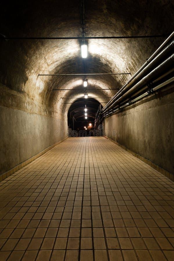 Download Dark Tunnel Stock Photo - Image: 23457920