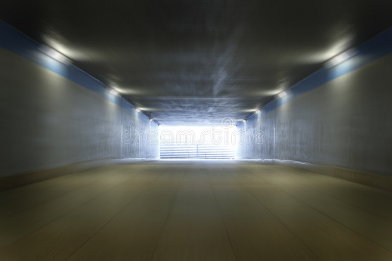 Download Dark tunnel stock image. Image of movement, entrance, abstract - 7661819