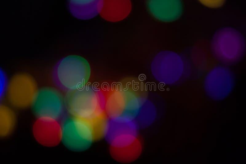 Dark van de nachtscène royalty-vrije stock afbeeldingen