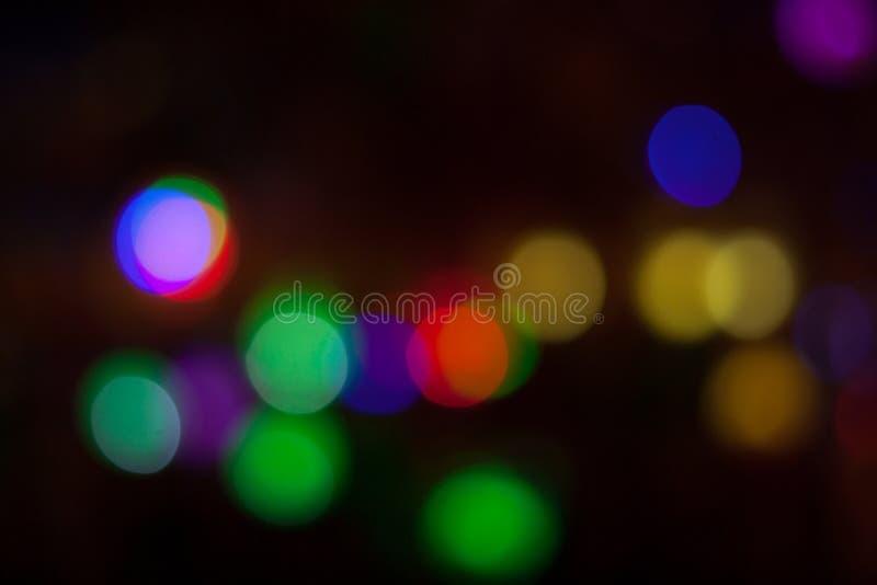 Dark van de nachtscène stock afbeelding