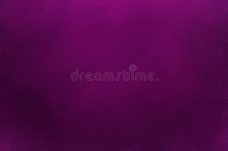 Dark wine purple background with vintage grunge texture and soft border lighting in elegant rich design royalty free illustration