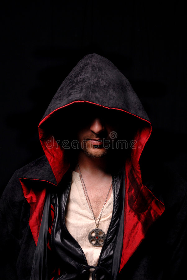 Free Dark Wizard Stock Photos - 8292603