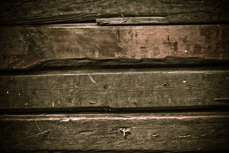Dark wood royalty free stock photos